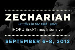 Zechariah: Studies in the End Times