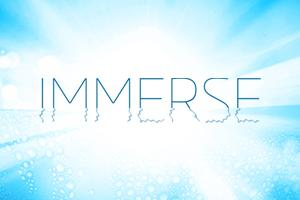 Immerse: Cultivating intimacy with God