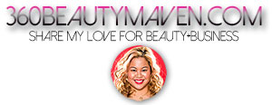 360 Beauty Maven Logo