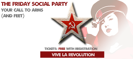 The Friday Social Party Rally