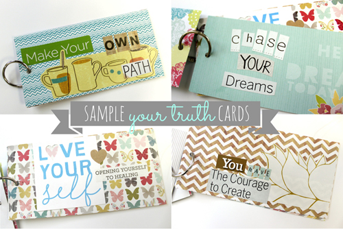 your truth cards