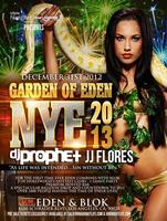 The Garden of Eden NYE 2013 with Too $hort