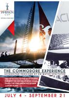 America's Cup 2013 | The Commodore Experience