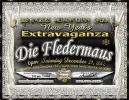 First Annual New Year's Extravaganza featuring Die...