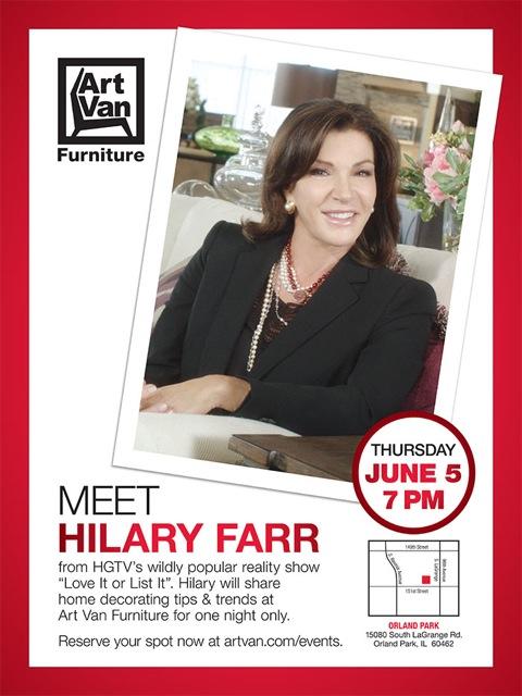 Meet Hilary Farr