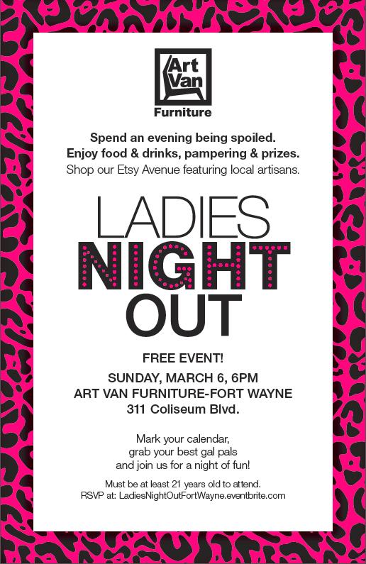 Ladies Night Out! - Fort Wayne
