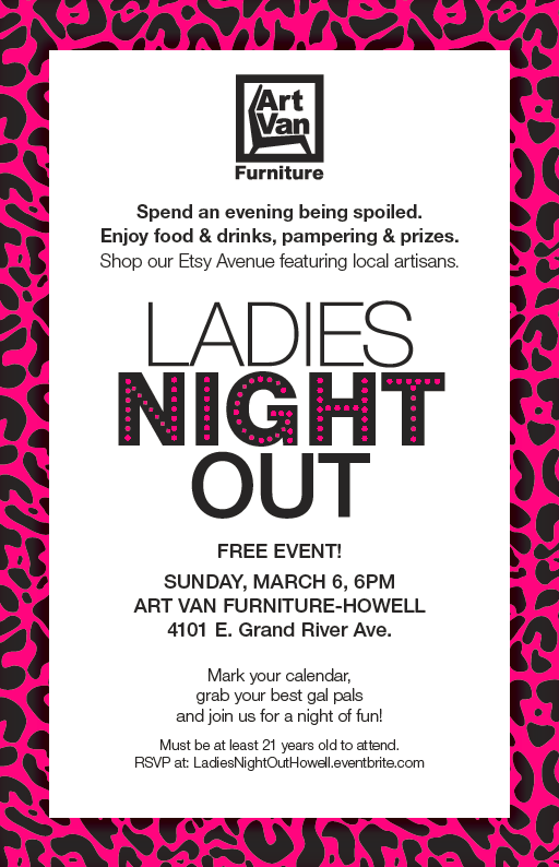 Ladies Night Out! Howell