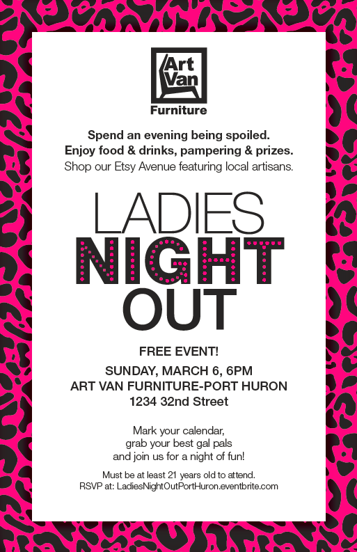 Ladies Night Out! Port Huron