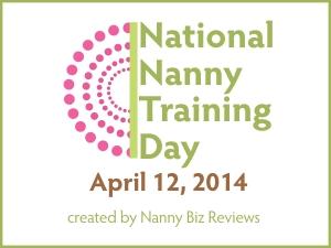 National Nanny Training Day Sacramento April 12, 2014