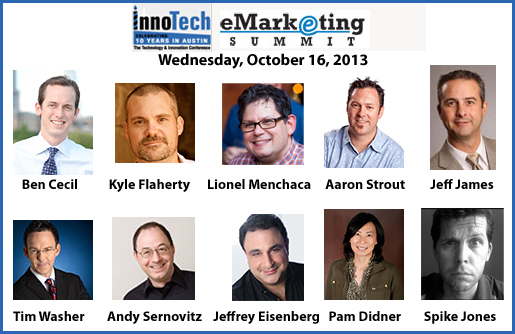 Innotech eMarketing Summit Oct 16, 2013