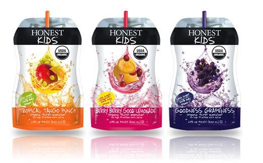 Honest Tea Juices