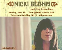 Nicki Bluhm & The Gramblers + The Soft White Sixties @ Don...