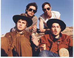 (((folkYEAH!))) Presents in Felton: THE BLACK LIPS + Night...
