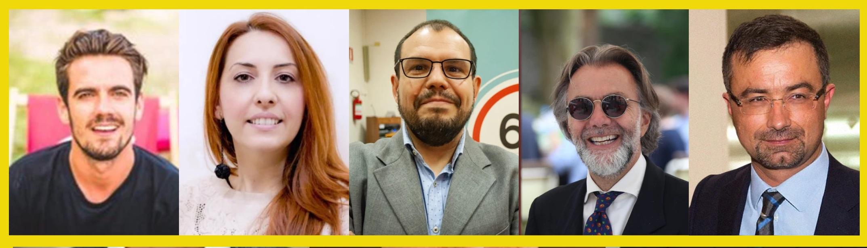 Tim Dorsett | Francesca Corrado | Enrico Bassi | Niccolò Branca | Daniele Simonazzi
