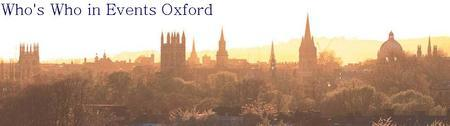 Who's Who in Events (Oxford) Networking