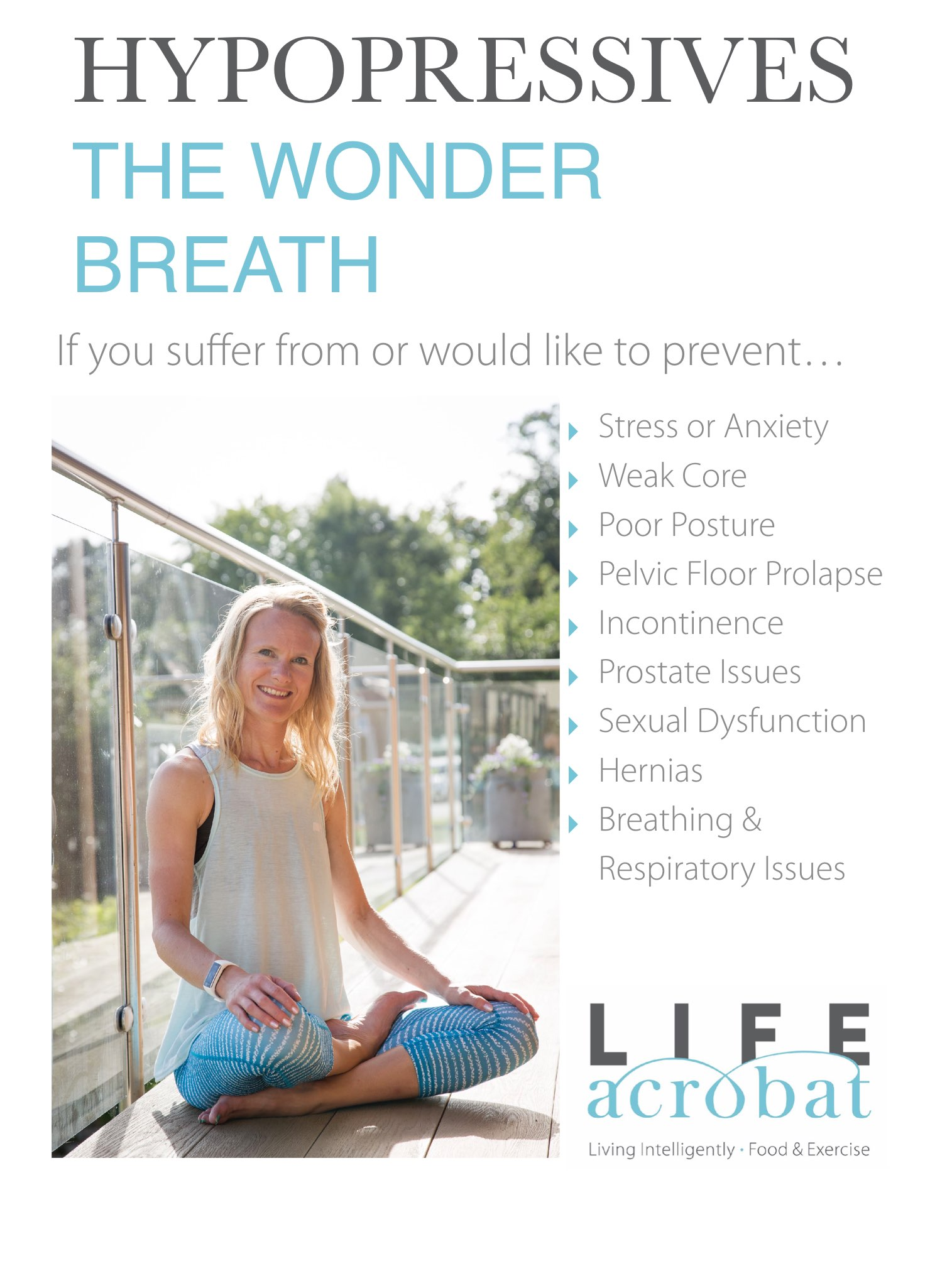 A breathing technique designed to support your mental health, strengthen your core, and improve your posture.