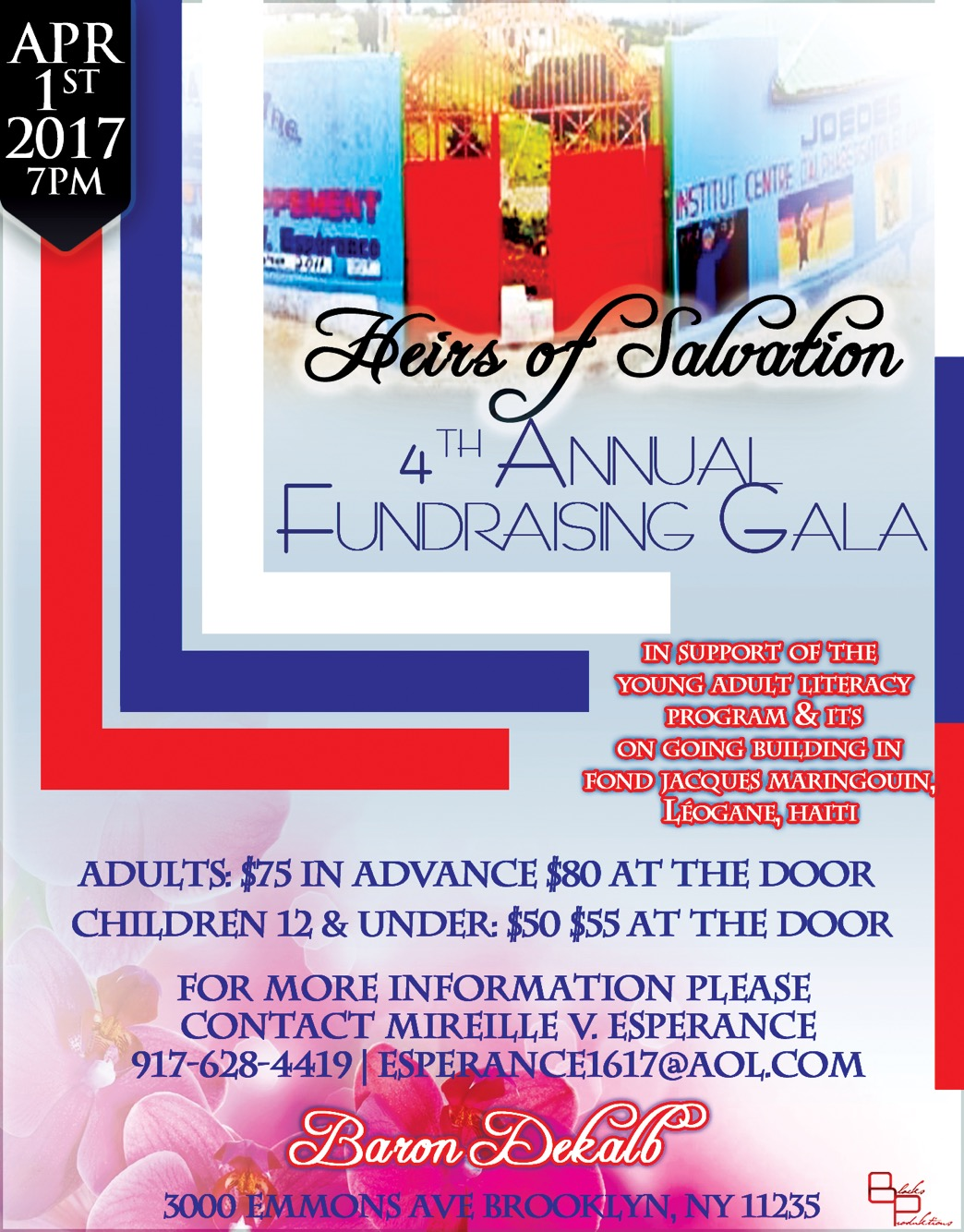 4th annual fundraising gala