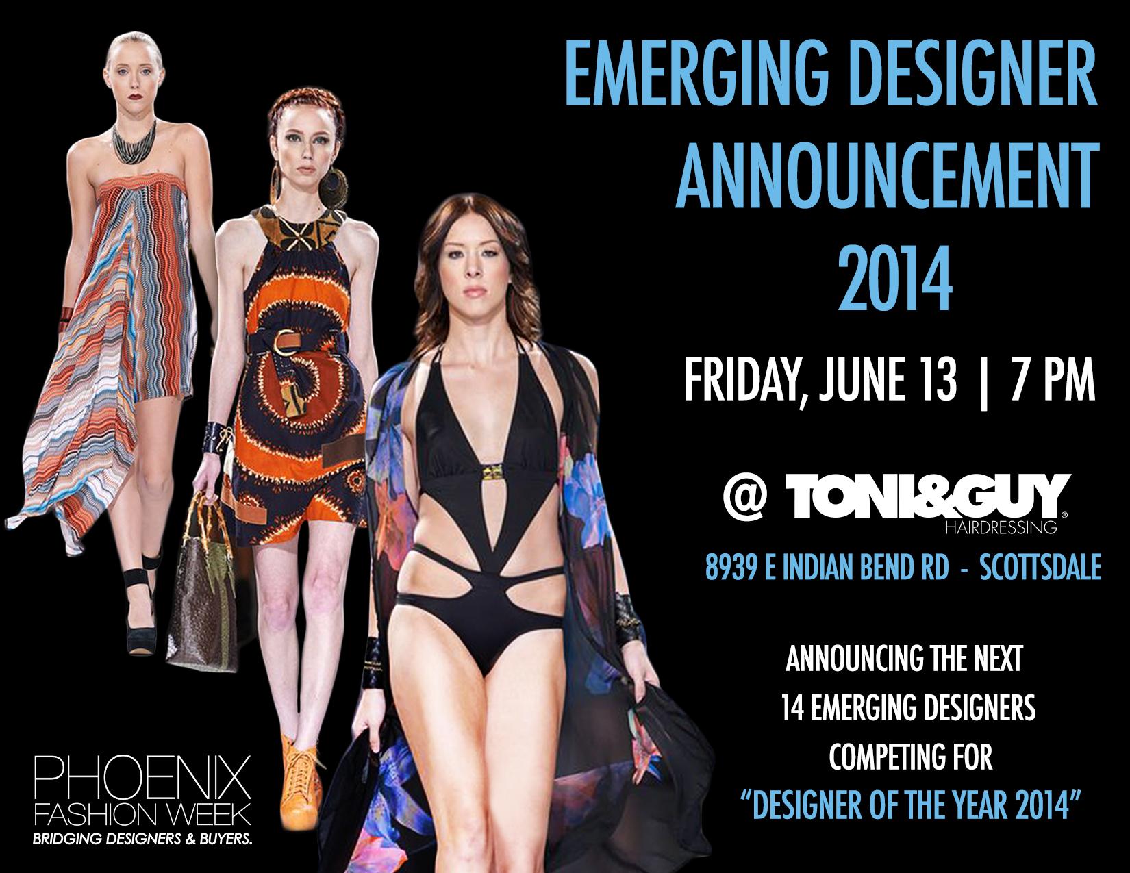 Designer Announcement