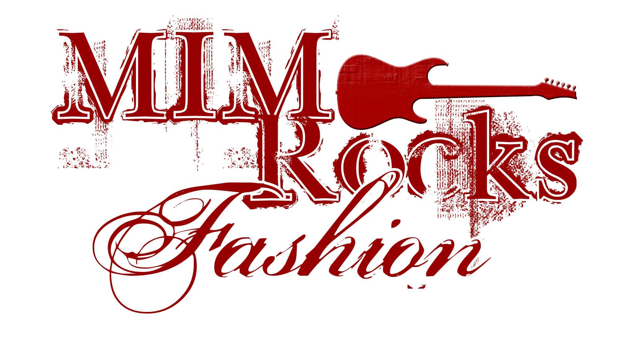 2012 MIM rocksk fashion logo