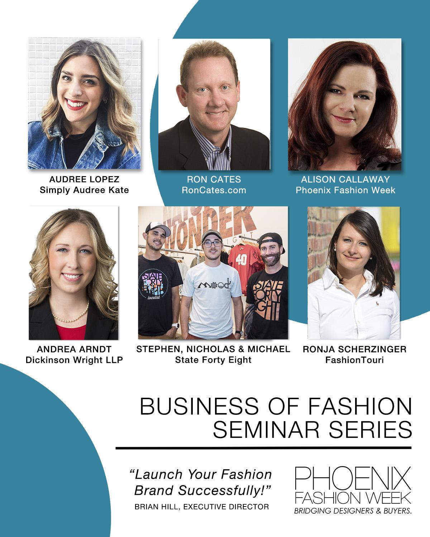 Business of Fashion Seminar Series