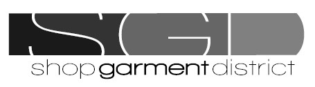 Shop Garment District Logo