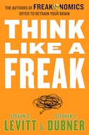 Think Like A Freak Book Cover