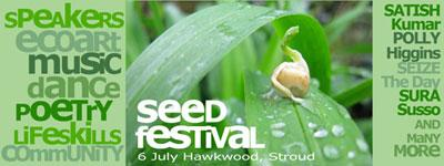 Seed Festival - Planting Big Ideas!