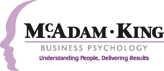 mcadam king logo