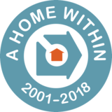 Logo for A Home Within