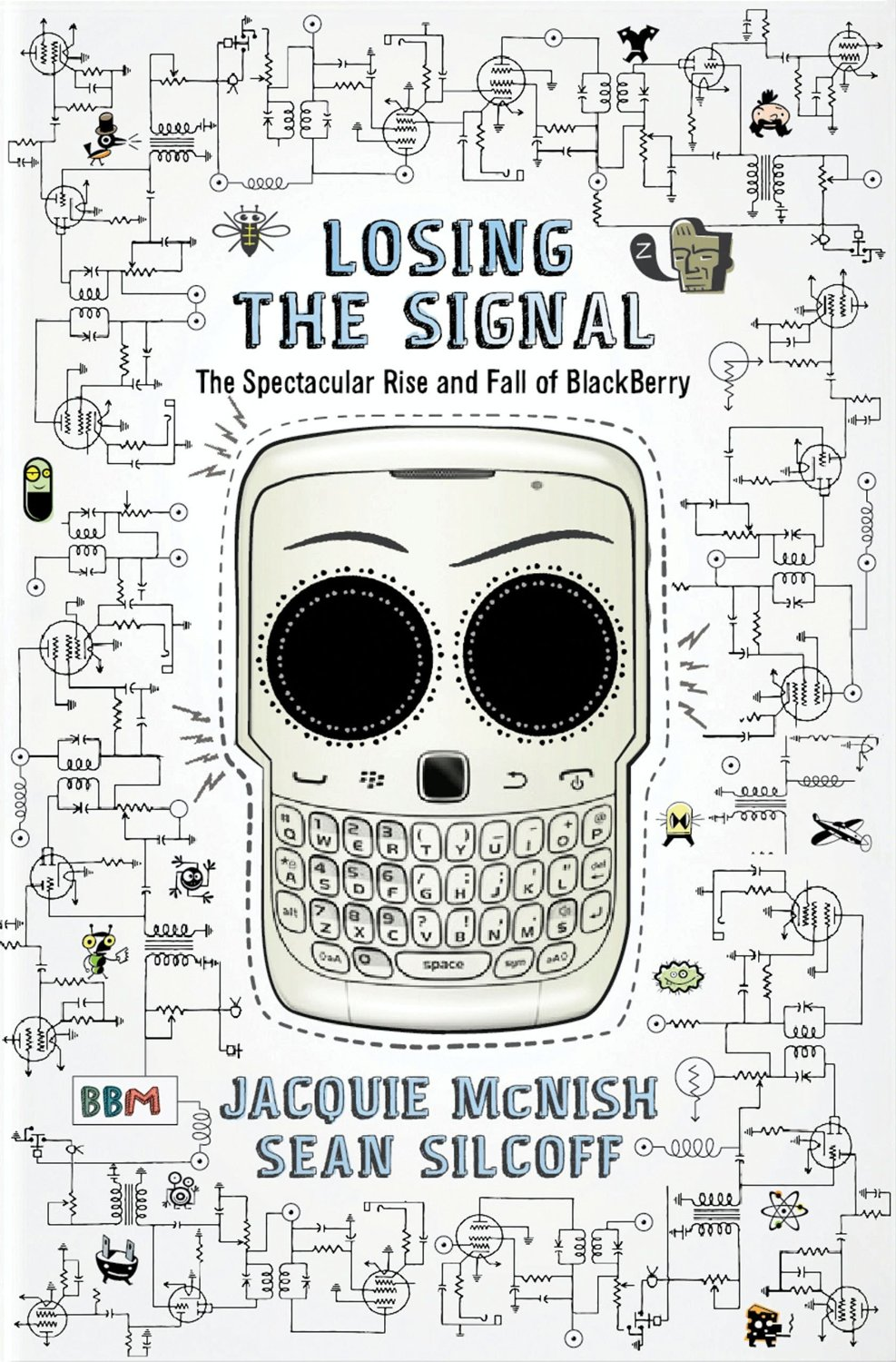 Book Cover: Losing the Signal