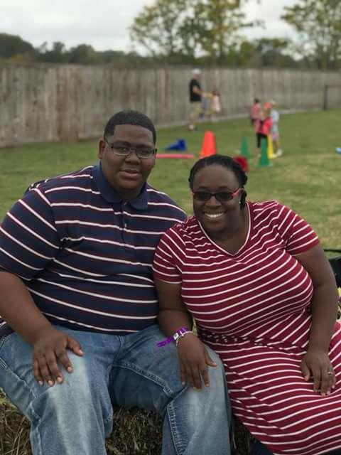Marcus and Tiffany Jones