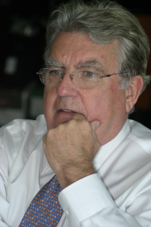 Speaker Robet Ditchey