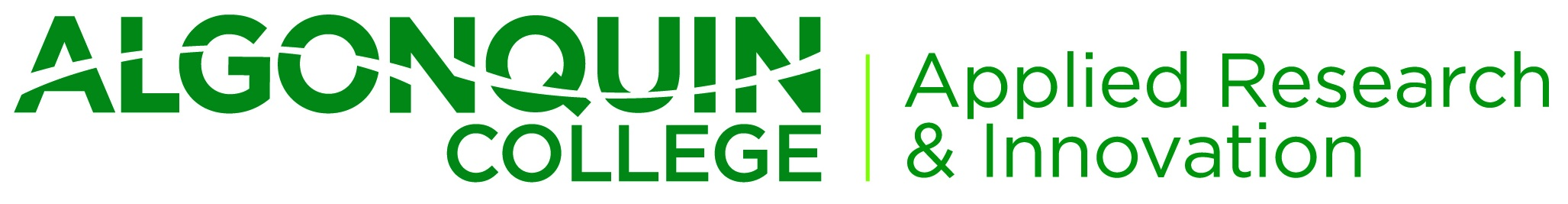 Office of Applied Research Algonquin College Logo