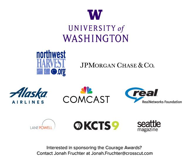 Courage Awards Sponsor Logos