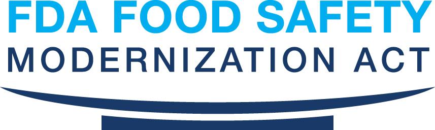 FDA Food Safety Modernization Act logo