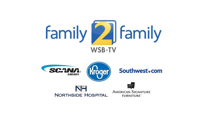 WSB-TV Family 2 Family logo