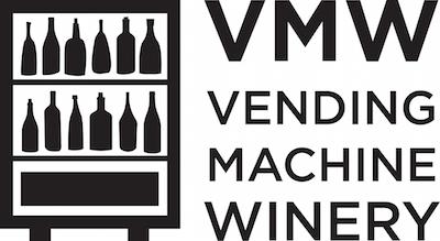 Vending Machine Winery Logo