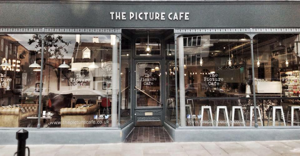 The Picture Cafe Grantham