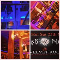 "STYLISHNIGHTS BANK HOL SAT 25TH @ NEW VENUE ""VELVET ROOM"""