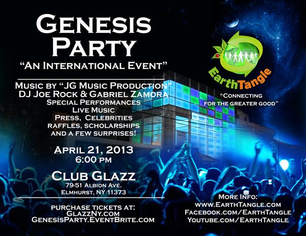 Genesis Party