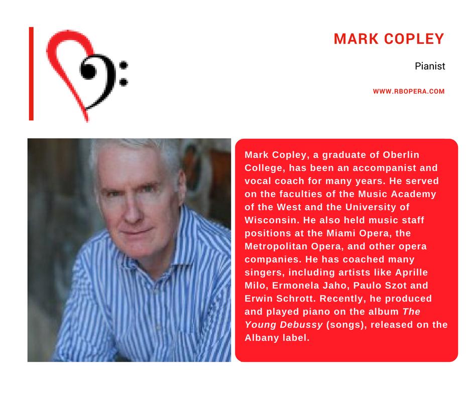 Mark Copley, pianist