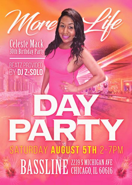 MORE LIFE DAY PARTY
