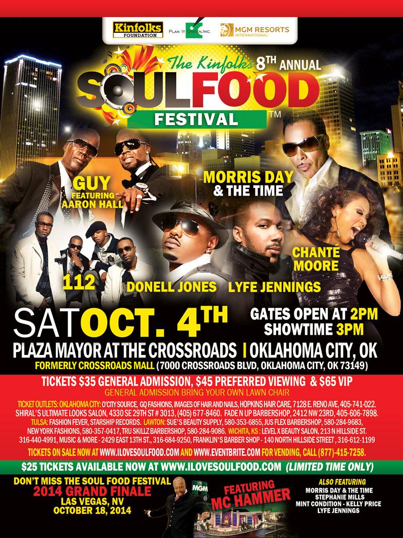 Soul Food Festival Okc