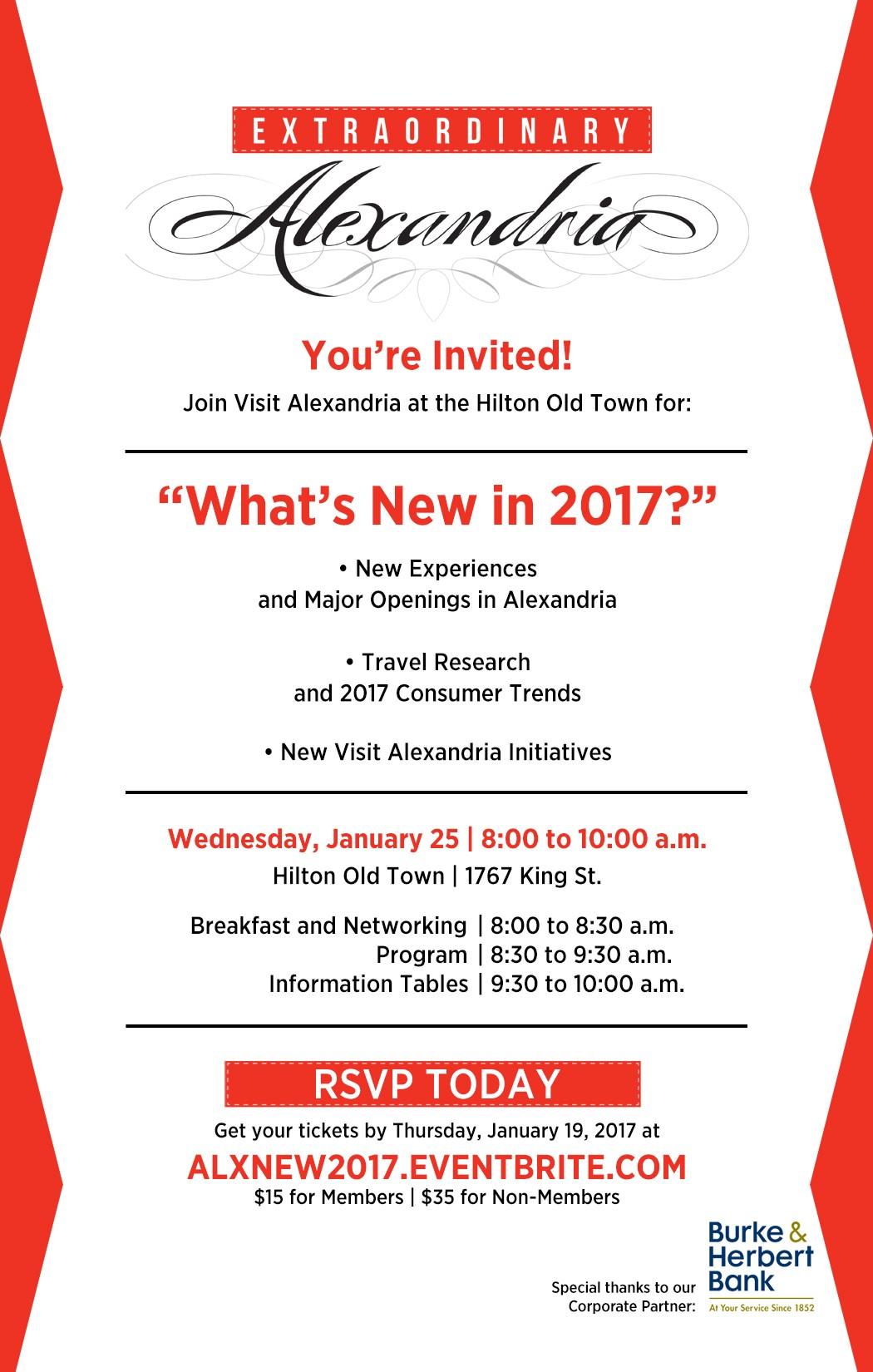 What's New invite 2017