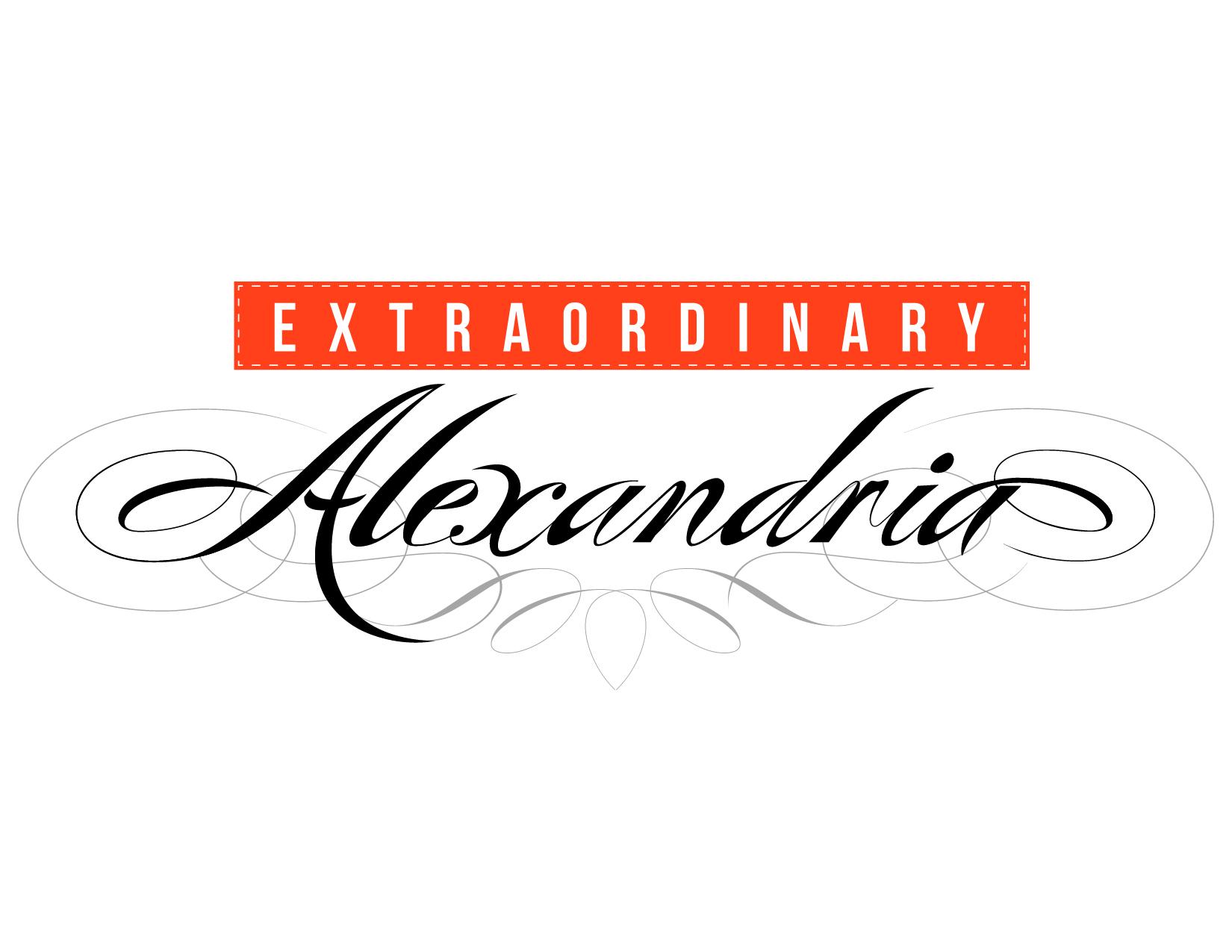 Extraordinary Alexandria Logo