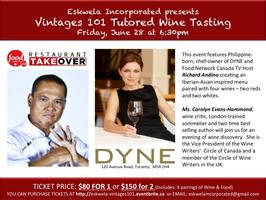 VINTAGES 101 - Tutored Wine Tasting