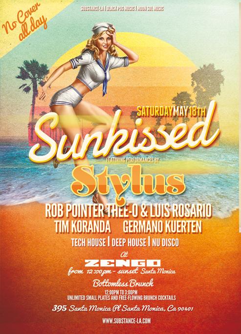 SunKissed@ZENGO Santa Monica