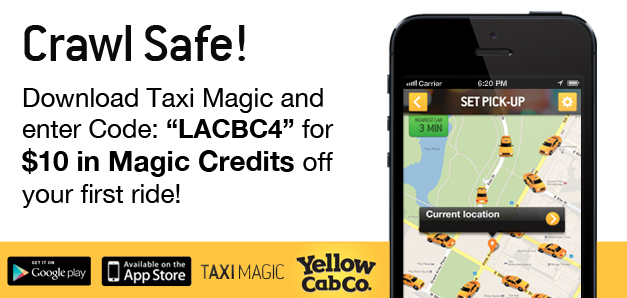 Download Taxi Magic and enter code
