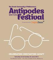 Antipodes Writers Festival:Celebrating Constantine Cavafy