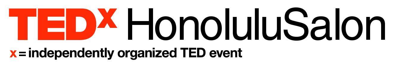 TEDxHonoluluSalon Logo